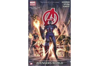 Avengers Volume 1 - Avengers World (marvel Now)