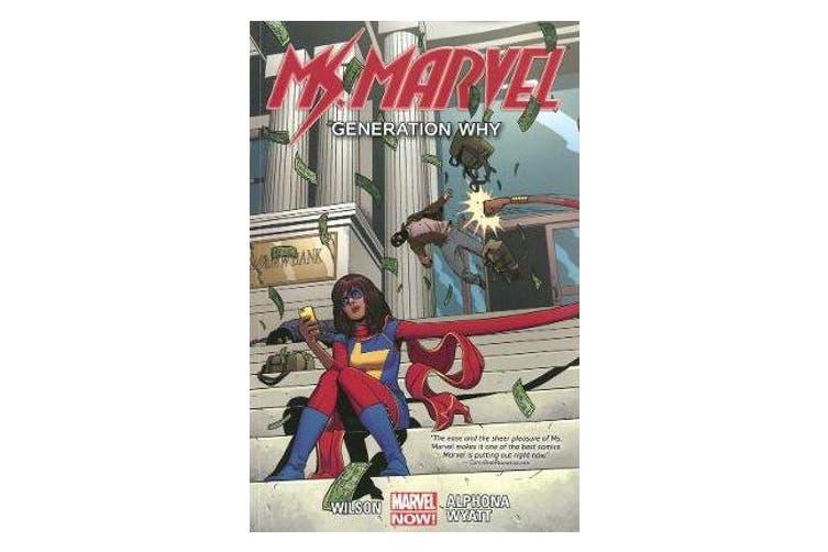 Ms. Marvel Volume 2 - Generation Why