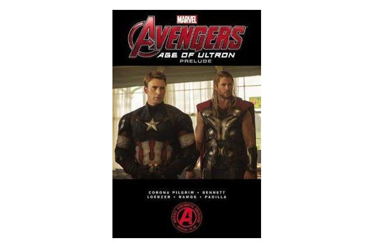 Marvel's The Avengers - Age Of Ultron Prelude