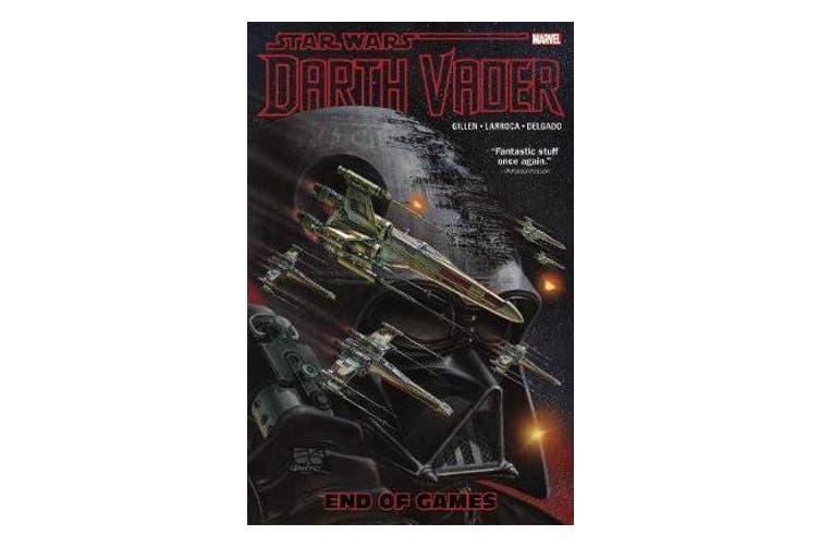 Star Wars - Darth Vader Vol. 4 - End Of Games