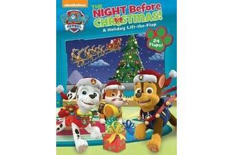 Paw Patrol - The Night Before Christmas