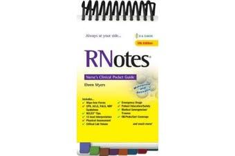 RNotes (R) - Nurse's Clinical Pocket Guide