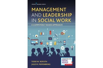 Management and Leadership in Social Work - A Competency Based Approach