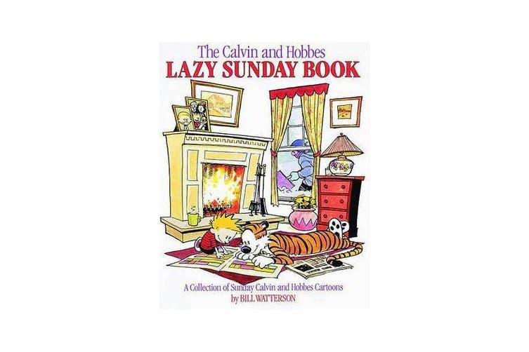 Calvin and Hobbes Lazy Sunday
