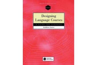 Designing Language Courses
