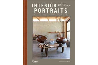 Interior Portraits - At Home With Cultural Pioneers and Creative Mavericks