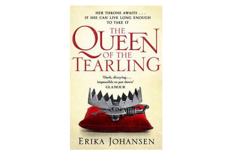 The Queen Of The Tearling - (The Tearling Trilogy 1)