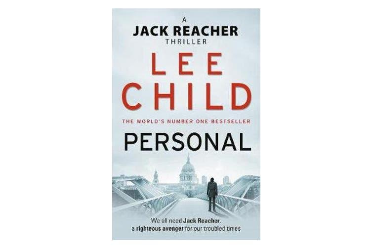 Personal - (Jack Reacher 19)