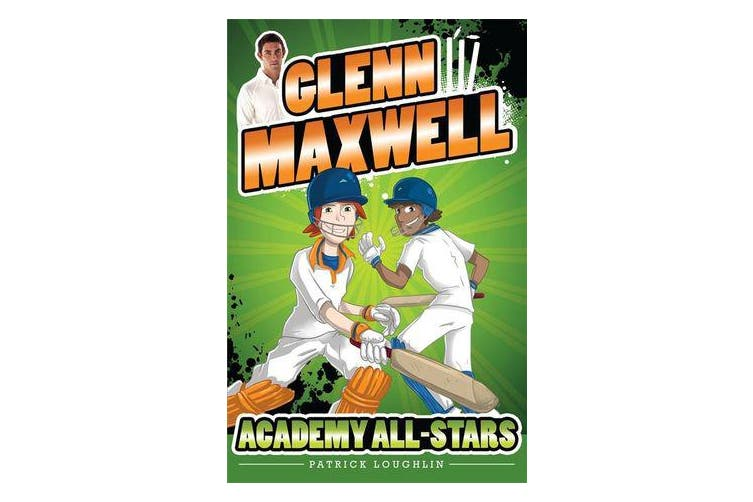 Glenn Maxwell 2 - Academy All-Stars