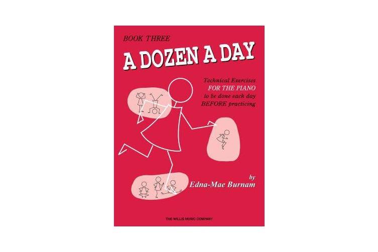 A Dozen a Day, Bk 3