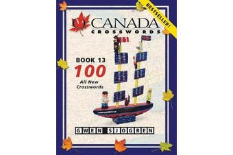 O Canada Crosswords Book 13