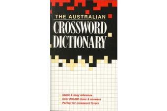 Australian Crossword Dictionary