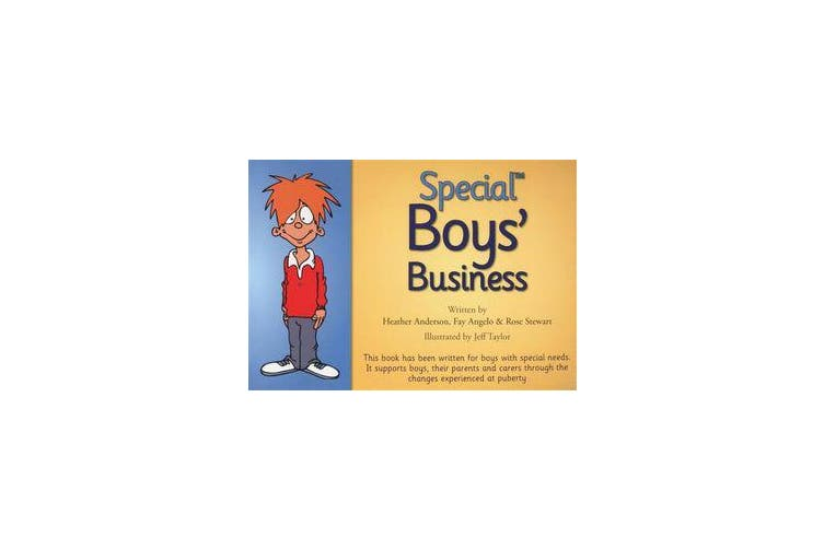 Special Boys' Business