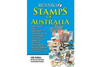 Stamps of Australia 16th Edition - The Stamp Collectors Reference Guide