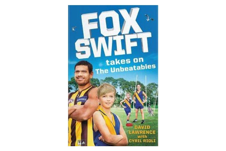 Fox Swift and the Golden Boot
