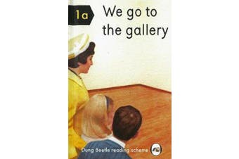 We Go To The Gallery - A Dung Beetle Learning Guide