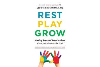Rest, Play, Grow - Making Sense of Preschoolers (Or Anyone Who Acts Like One)