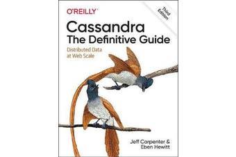 Cassandra - The Definitive Guide, 3e