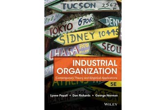 Industrial Organization - Contemporary Theory and Empirical Applications