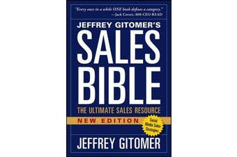 The Sales Bible, New Edition - The Ultimate Sales Resource