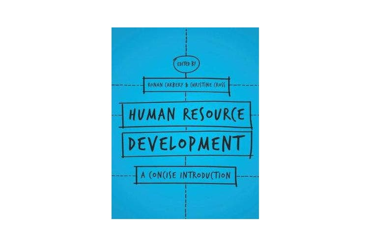 Human Resource Development - A Concise Introduction