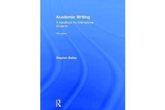 Academic Writing - A Handbook for International Students
