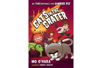 Cats in the Crater - My Fangtastically Evil Vampire Pet