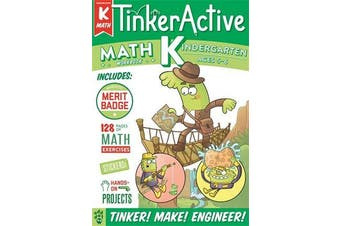 Tinkeractive Workbooks - Kindergarten Math