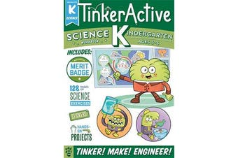 Tinkeractive Workbooks - Kindergarten Science