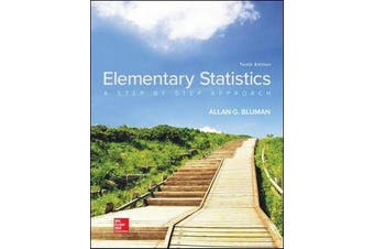 Elementary Statistics - A Step By Step Approach