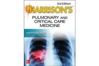 Harrison's Pulmonary and Critical Care Medicine, 3E