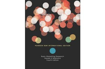 Basic Marketing Research - Pearson New International Edition