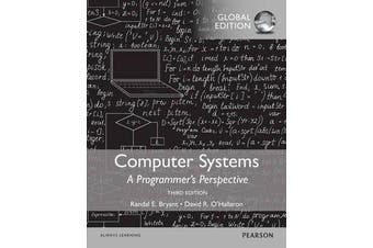 Computer Systems - A Programmer's Perspective, Global Edition