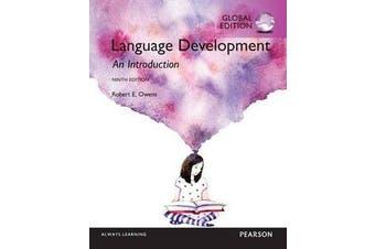 Language Development - An Introduction, Global Edition