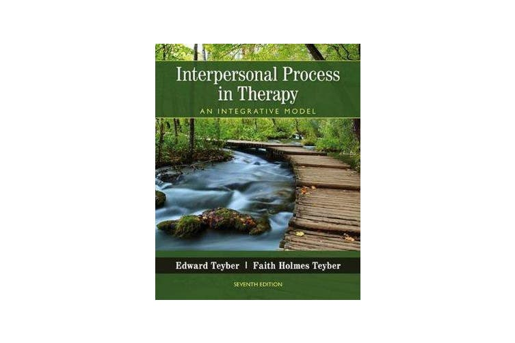 Interpersonal Process in Therapy - An Integrative Model