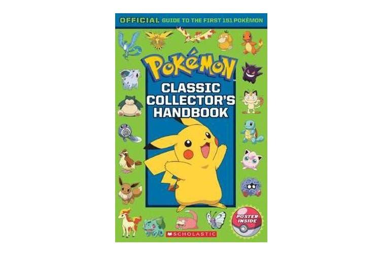 Pokemon - Classic Collector's Handbook
