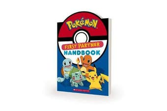 Pokemon - First Partner Handbook