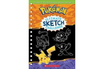 Ultimate Sketch Challenge (Pokemon)