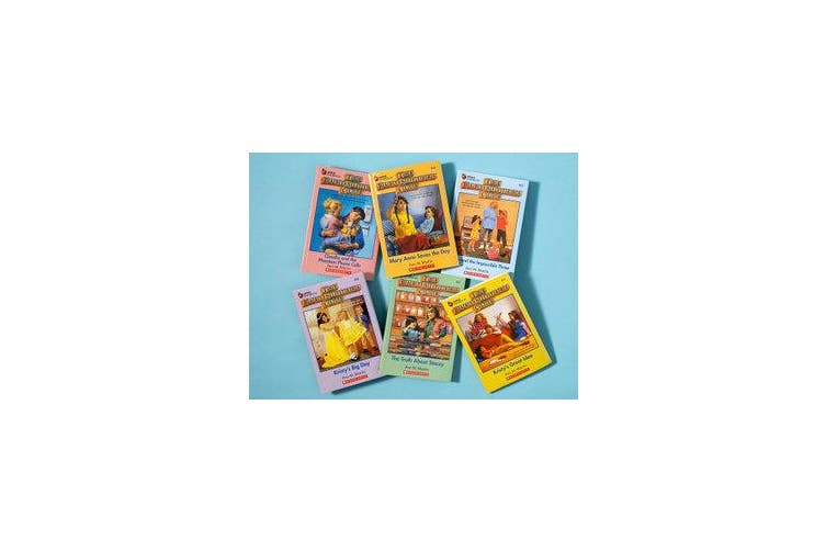 Baby-Sitters Club Book Collection