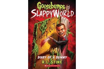 Goosebumps Slappyworld #10 - Diary of a Dummy