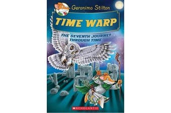 Geronimo Stilton's Seventh Journey Through Time #7 - Time Warp