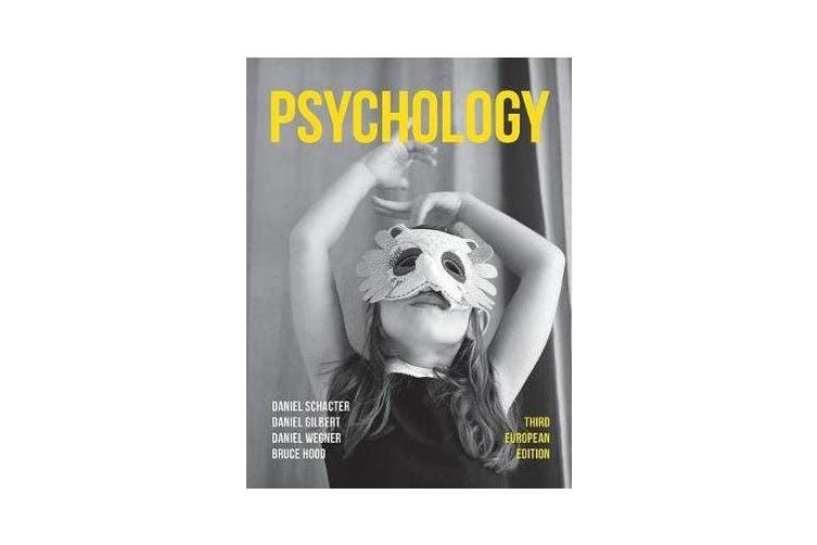 Psychology - Third European Edition