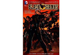 Blackhawks Vol. 1 - The Great Leap Forward (The New 52)