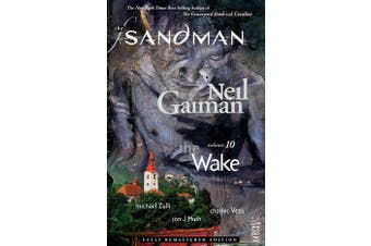 Sandman Vol. 10 - The Wake (New Edition)