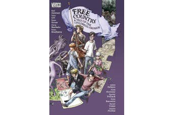 Free Country A Tale of The Childrens Crusade HC
