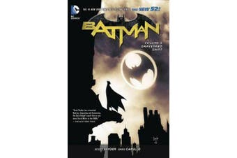 Batman Vol. 6 Graveyard Shift (The New 52)