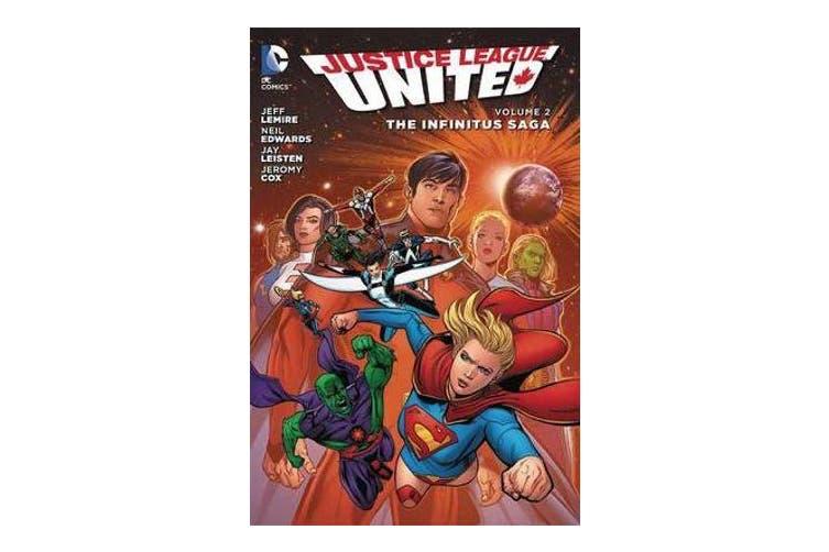 Justice League United Vol. 2