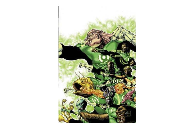 Green Lantern Corps Edge Of Oblivion Vol. 1