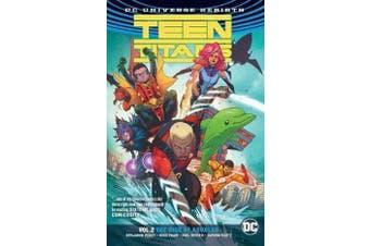Teen Titans Volume 2: Rebirth - The Rise of Aqualad