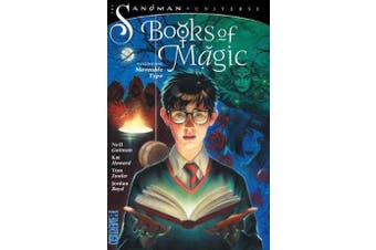Books of Magic Volume 1 - Moveable Type
